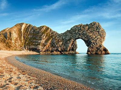 & Durdle Door and Bournemouth